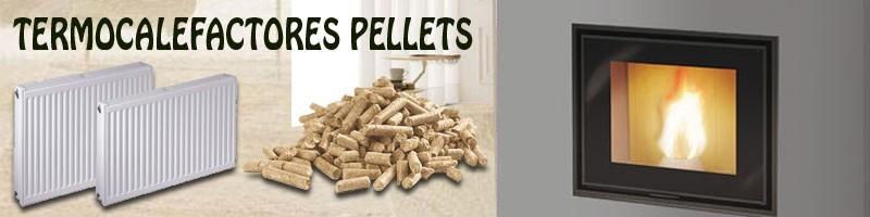 Termochimeneas de pellet